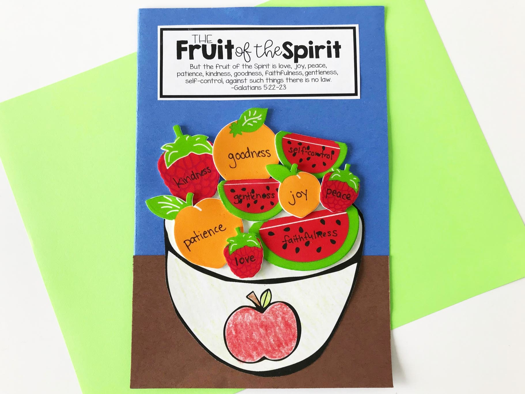 - Fruit Of The Spirit Craft Fun365