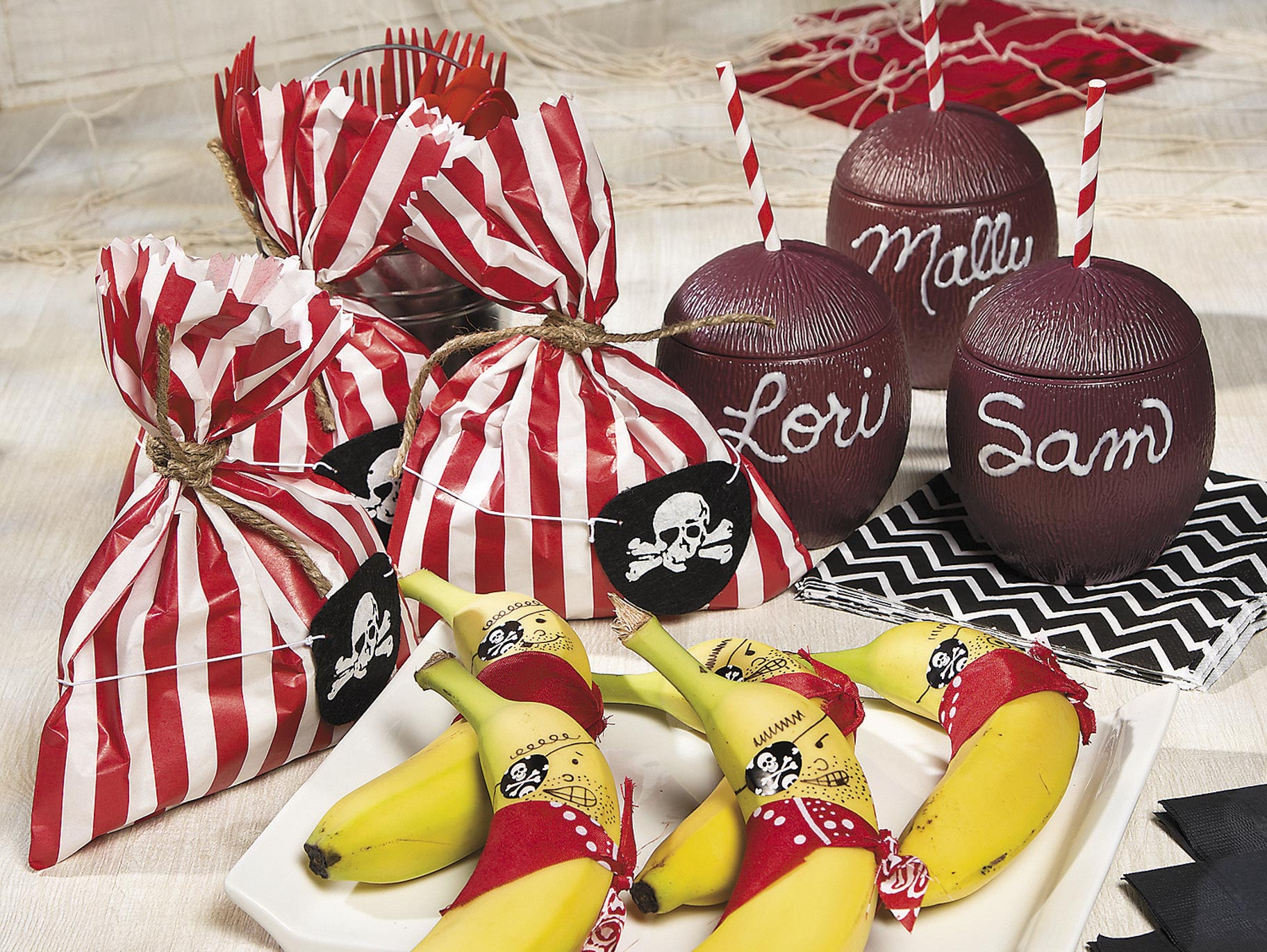 Pirate Party Food Ideas Fun365