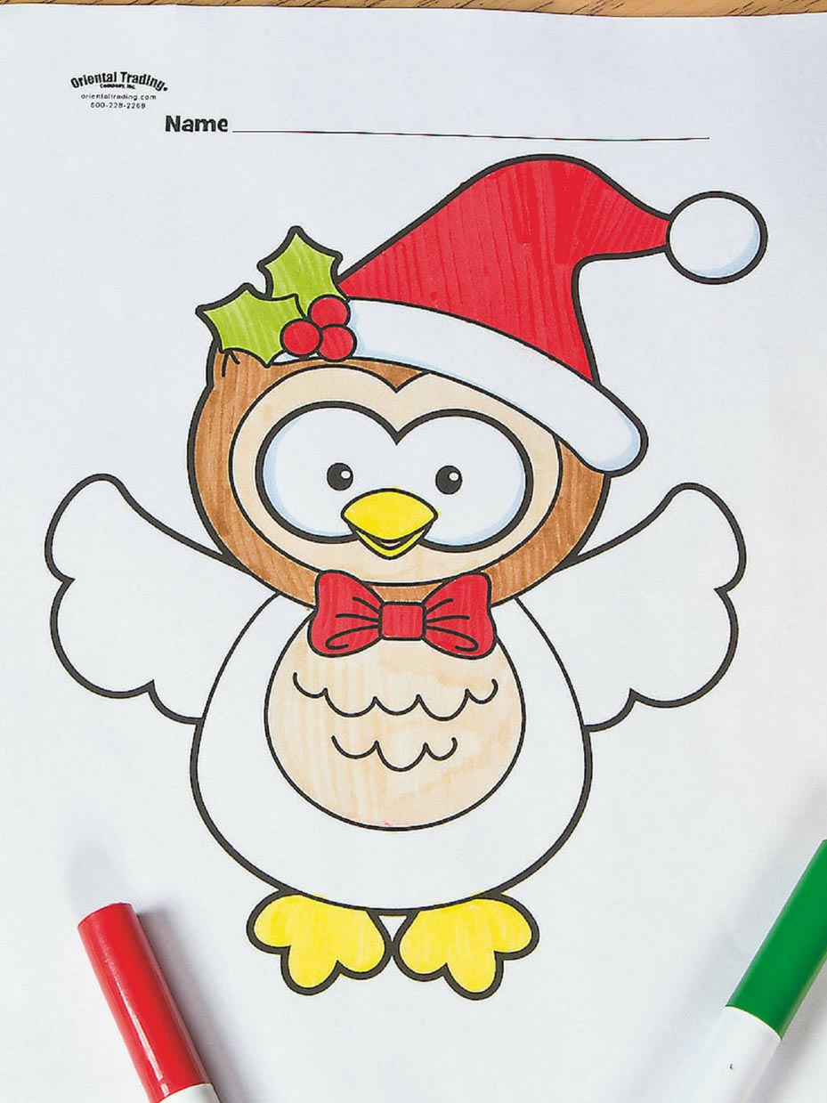 Christmas Coloring Pages For Kids Online - Coloring Home | 1239x929