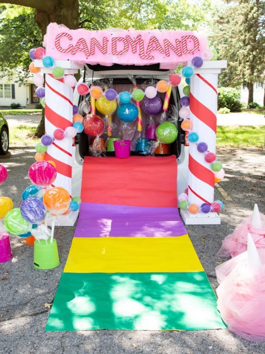 30 Trunk Or Treat Decorating Ideas Fun365