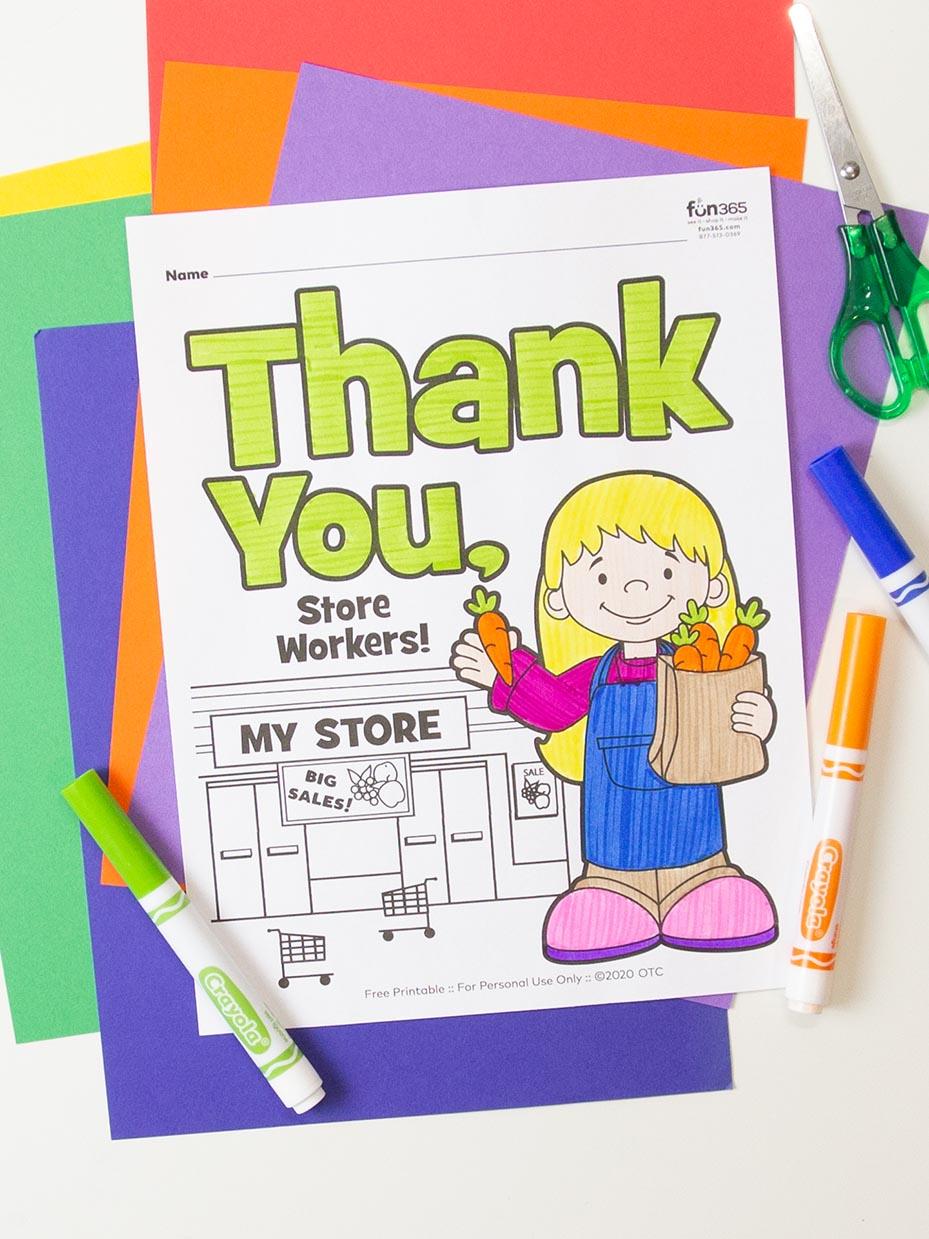 Community Helper Stick Puppets | Kids' Crafts | Fun Craft Ideas ... | 1239x929