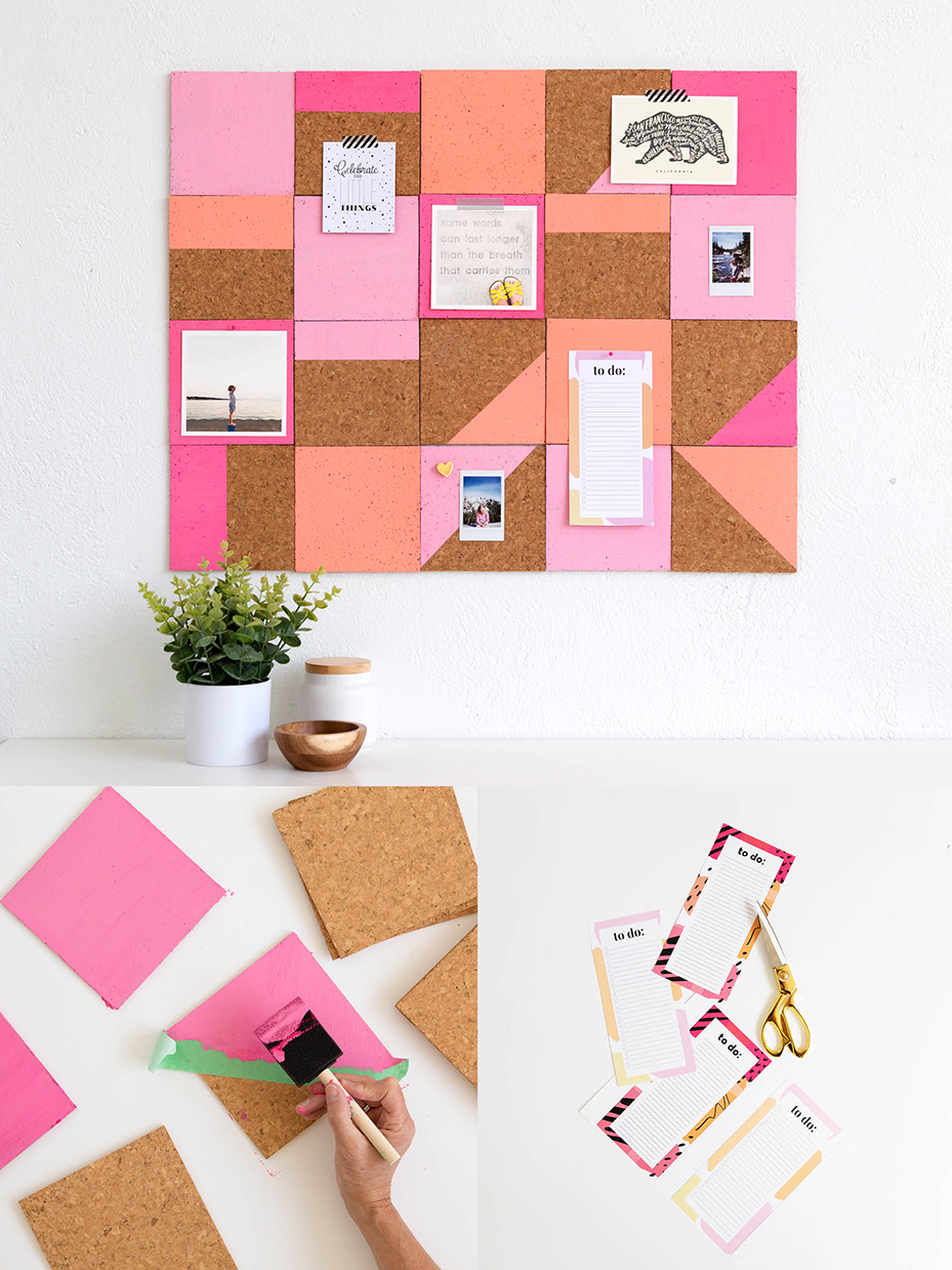 5 Cork Board Ideas To Get Organized Now Fun365