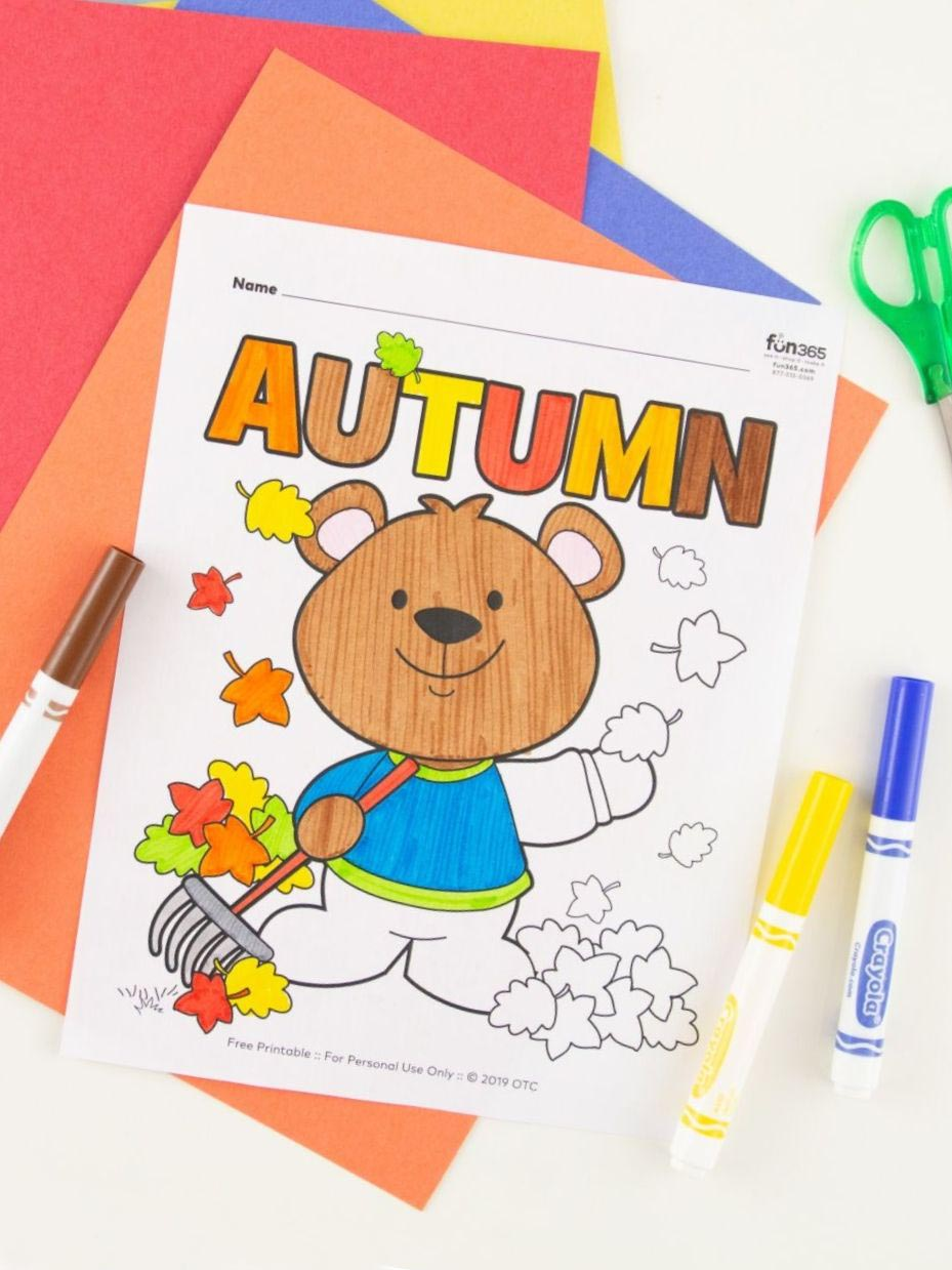 Autumn wreath coloring page   Free printable coloring page #ad ...   1239x929