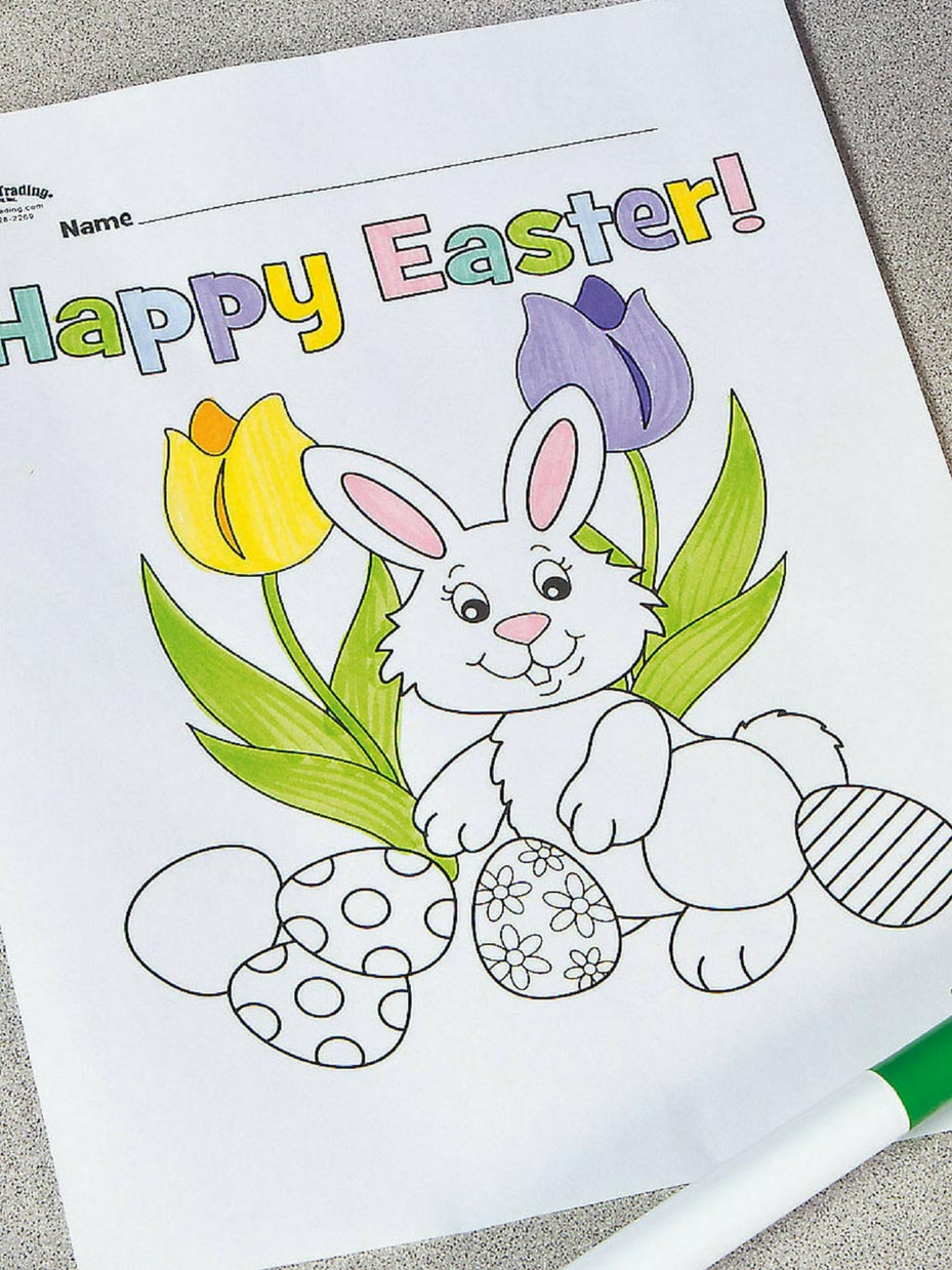 East chick egg decorating coloring pages - Kids Coloring Pages | 1239x929