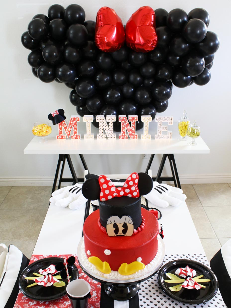 Magnificent Easy Mickey Mouse Party Ideas Fun365 Funny Birthday Cards Online Unhofree Goldxyz