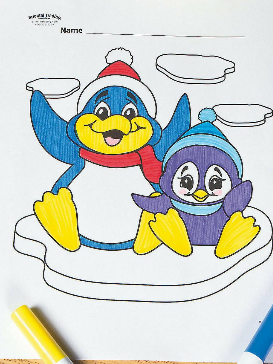 Free Christmas Coloring Pages Fun365