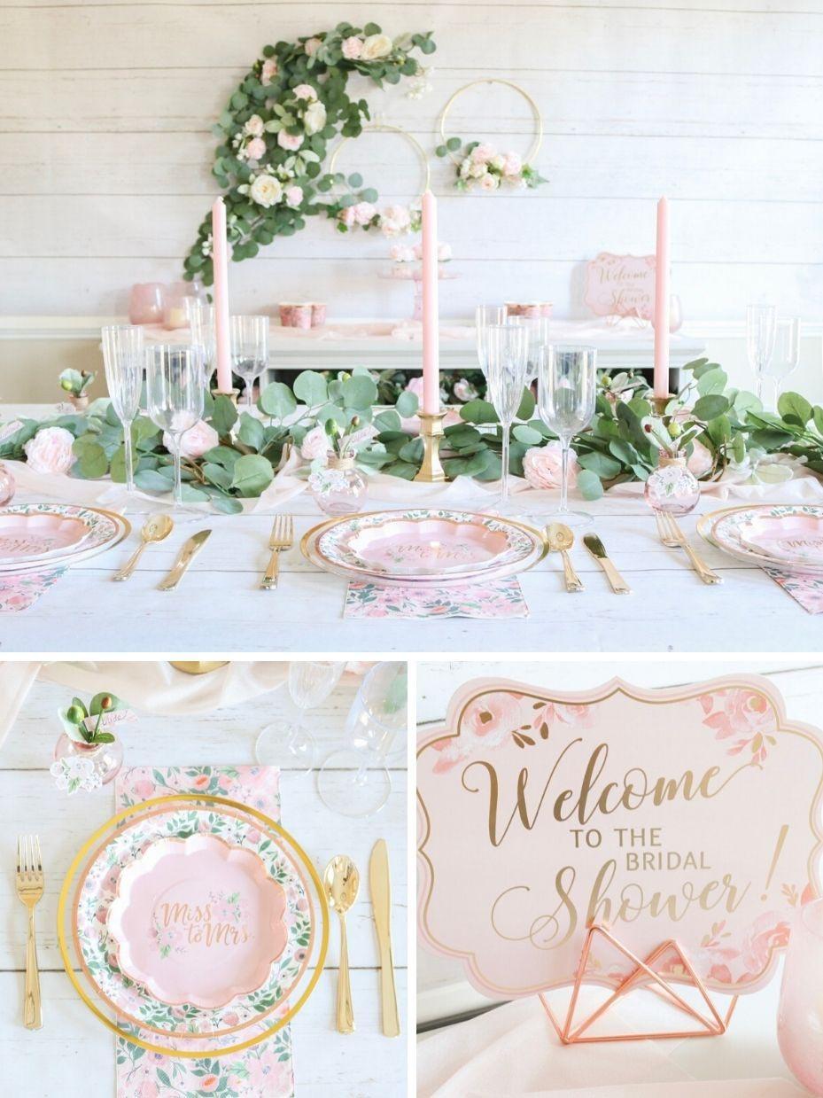 Rose gold wedding garland,Rose gold decor,Rose gold wedding,Girl nursery decor,Rose gold glitter felt balls,Rose gold theme decor,Felt balls
