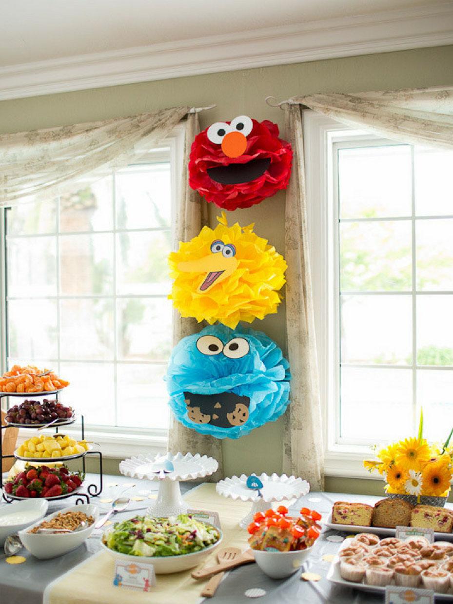 7 Easy Sesame Street Party Ideas Fun365