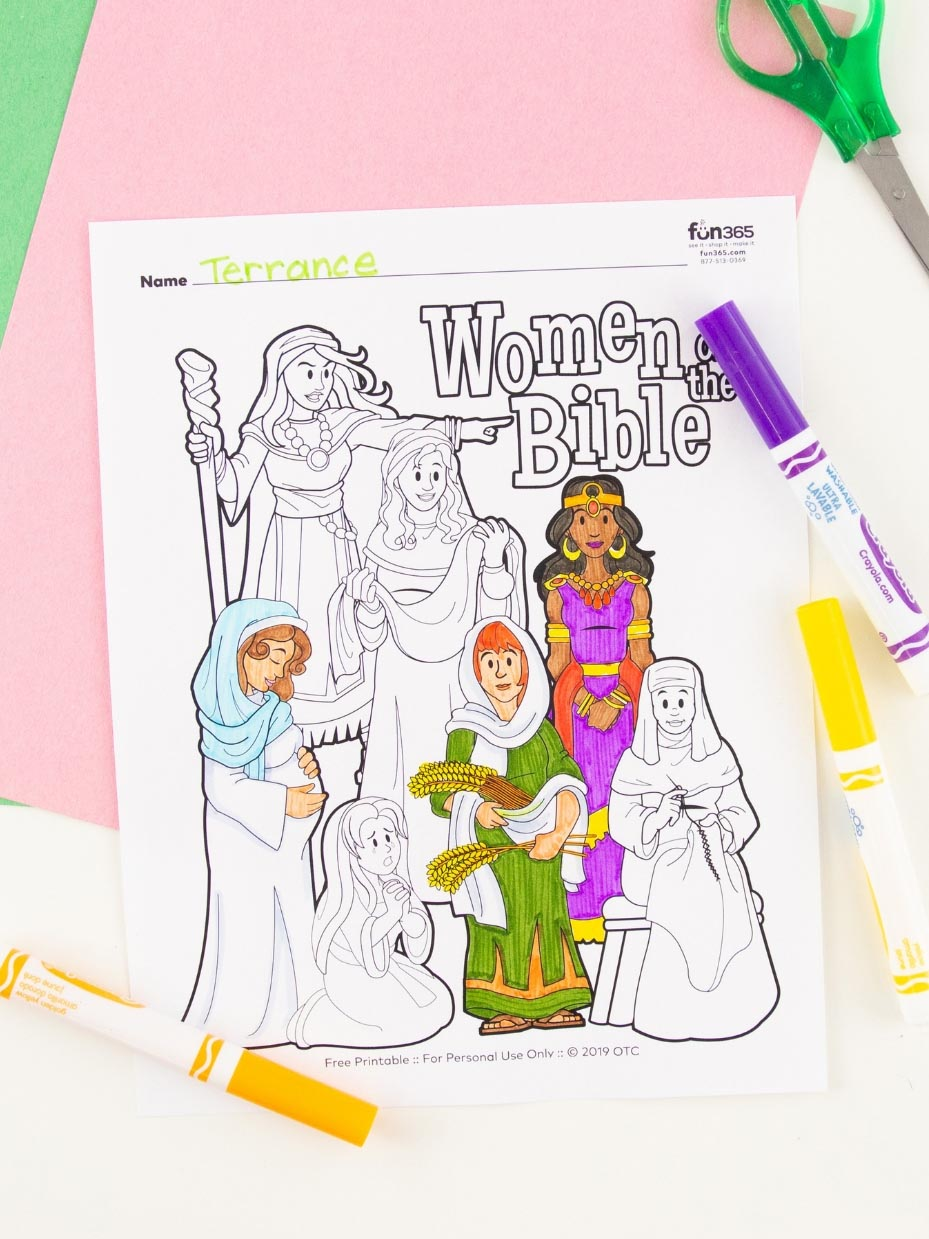 Top 10 Free Printable Bible Verse Coloring Pages Online | Bible ... | 1239x929