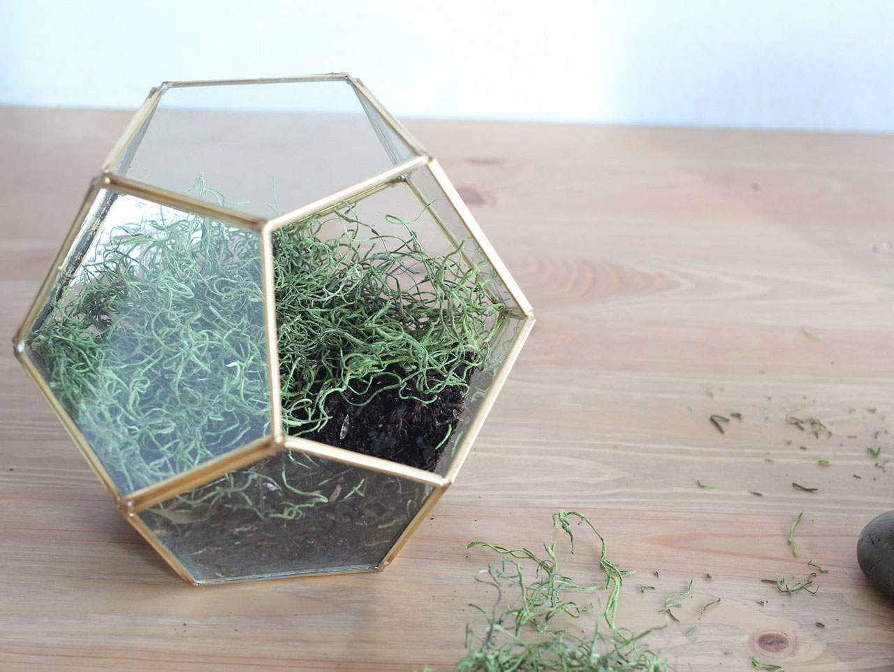 Diy Terrarium Wedding Centerpiece Fun365