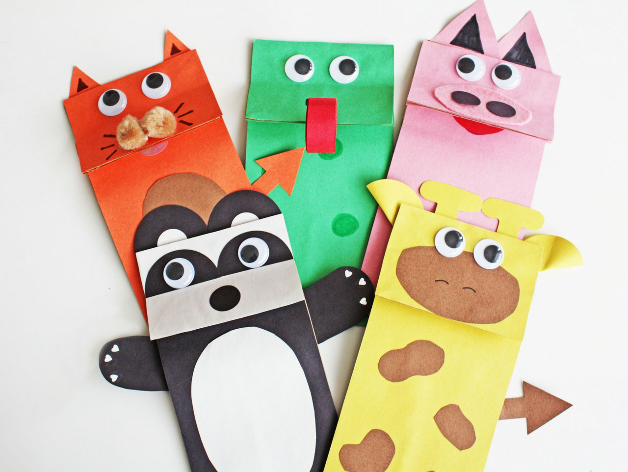 Printable: Paper Bag Owl   ALEX Toys Official Blog   962x1280