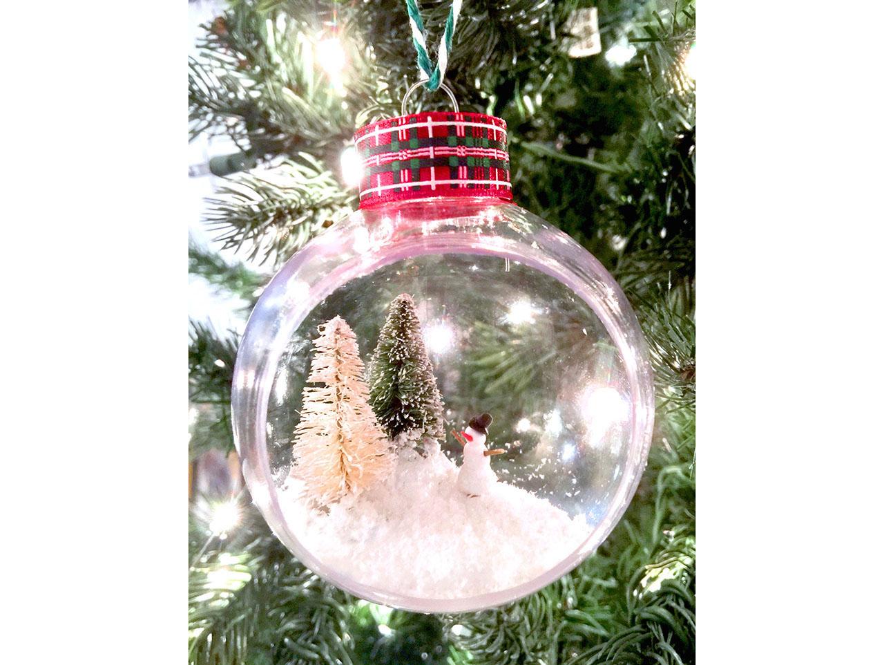 Terrarium Christmas Ornaments Fun365