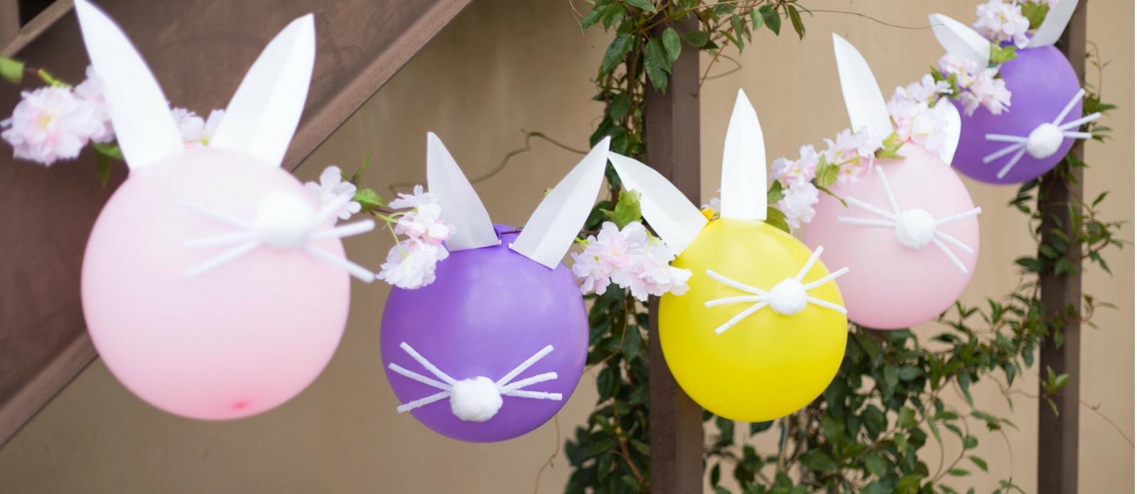 Easter Origami Inflatable Bunny. (Easy Instructions) (Full HD ... | 696x1600